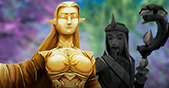 This Week In RuneScape: Ninja Strike 26 - Souped Up Statues Teaser Image