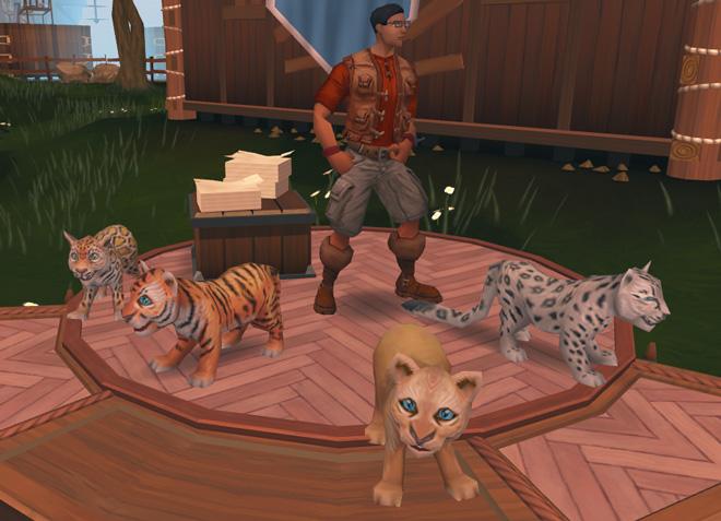 Big Cats in Burthorpe