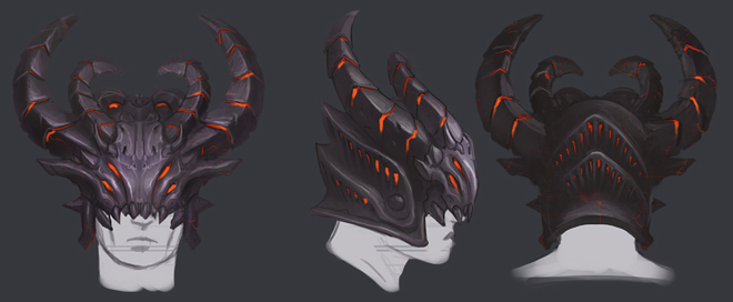 Corrupted Helm Concept