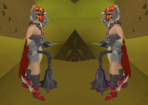 Accepted Suggestion - Game] Revenant Cave Rewards [New OSRS