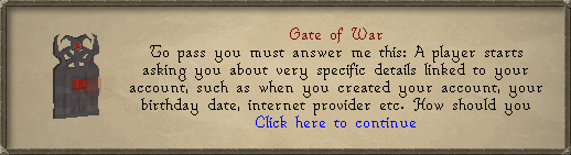 Stronghold Has Been Updated To Include The New Questions This Update Should Help Players Secure Their Accounts And Avoid Notable Cur Security