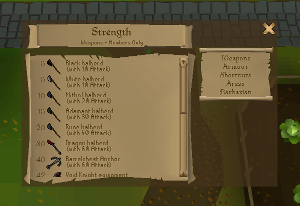 Left Click Range Cooking, Slayer Helm Recolour and Player Survey