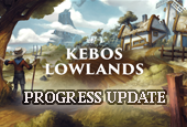 It's been two months since we announced the Kebos Lowlands and the team have been hard at work to have everything finished ready for its release on January 10th