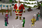 Angry children have gathered in Varrock and it seems like they're protesting against something. What on Gielinor is going on?
