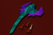 Blowpipe Ammo Changes and Small Fixes