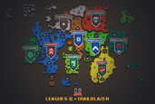 There's less than two weeks until Leagues II - Trailblazer begins. October 28th! Let's take a closer look at the areas.
