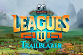 You can now play Leagues II – Trailblazer!