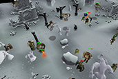 The week brings with it God Wars Instancing for Ironmen and Soul Wars improvements.
