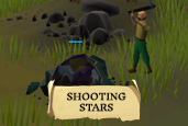Our proposal for an Old School version of Shooting Stars.