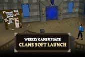 Clans Soft Launch