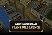 Clans Full Launch