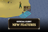 We've been working on some new features for our official client. Check out this blog to learn more!
