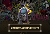 Check out the introduction of Combat Achievements – a sweet new way to measure how tough you really are!