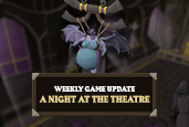 Check out the rework for the introductory quest to A Theatre of Blood.