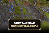 New Client Features: Milestone 2