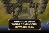 Tombs of Amascut: Rewards Beta