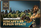 117Scape's HD Plugin - Update Teaser Image