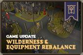Wilderness & Equipment Rebalance Changes Teaser Image