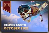 Gielinor Gazette - October 2021 Teaser Image