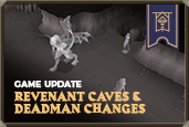 We're bringing improvements to an area of the Wilderness this week and changes to Deadman Worlds.