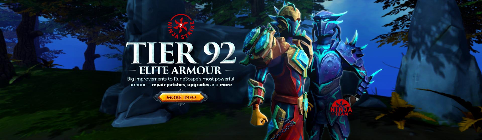Tier 92 Armour