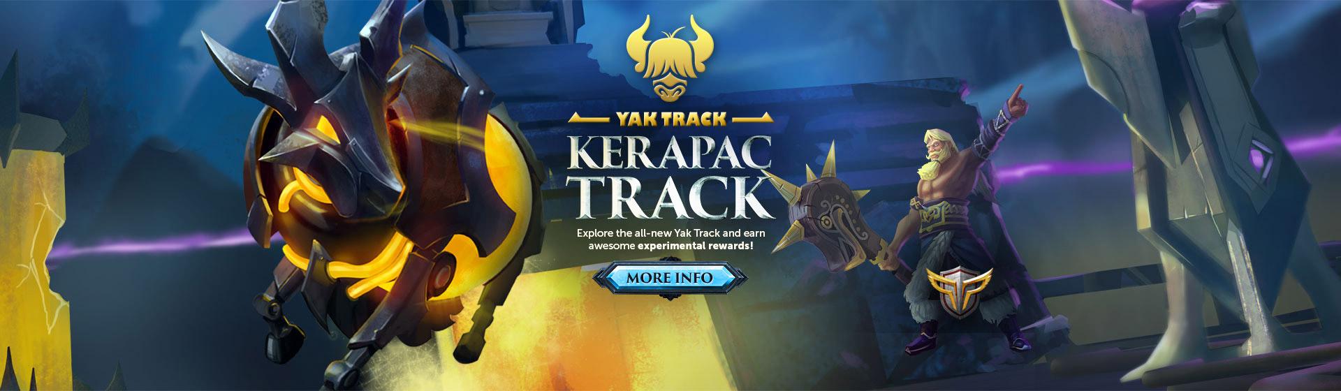 Kerapac-Track