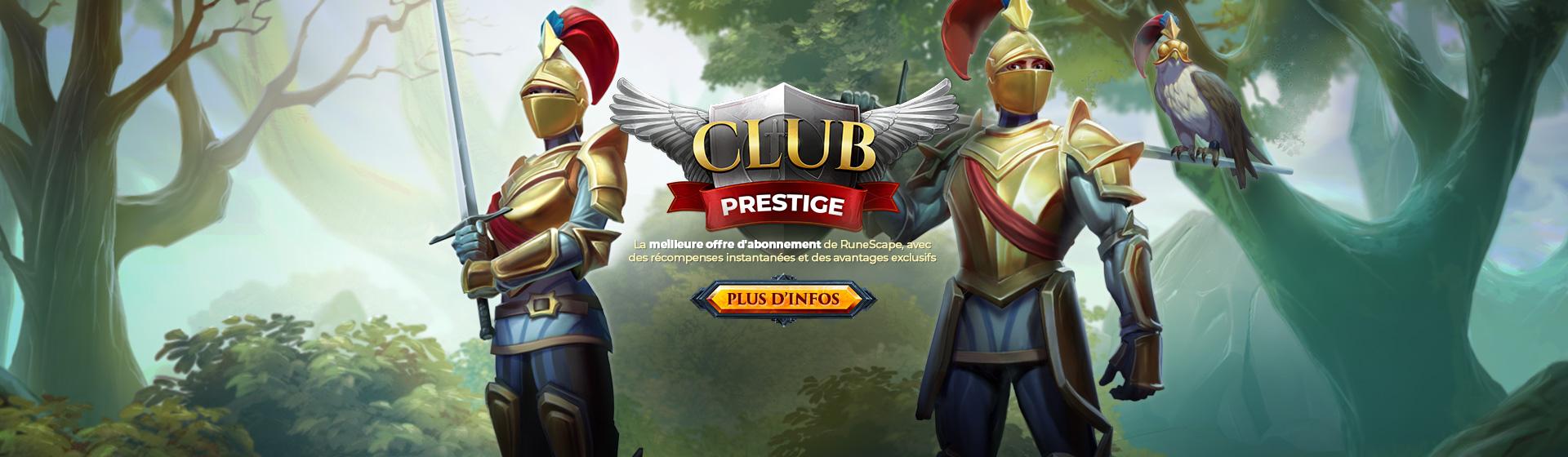 Club Prestige 2021