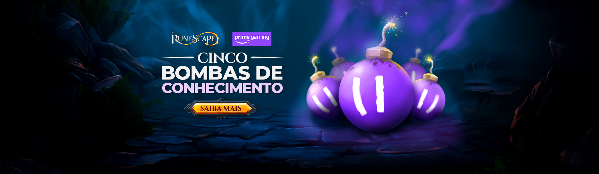 Twitch Prime - Janeiro