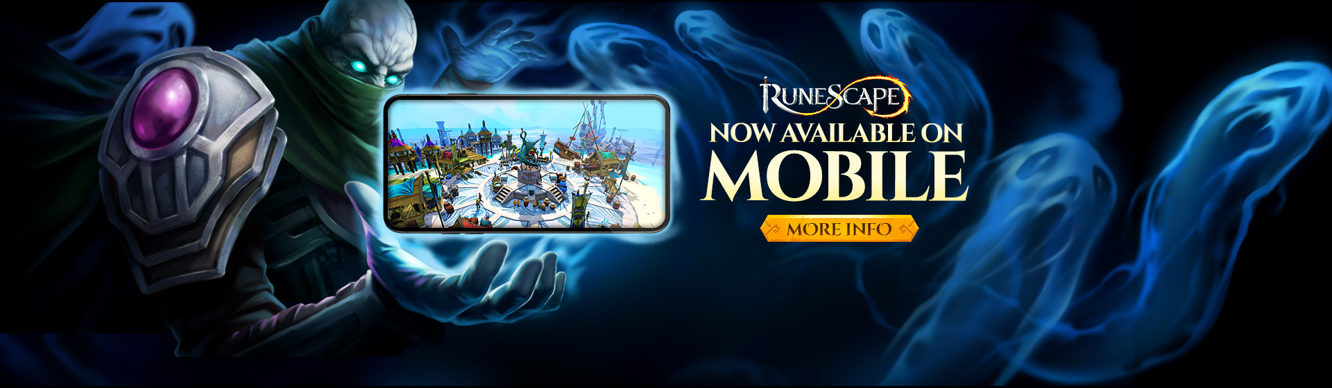 RuneScape Mobile is here!