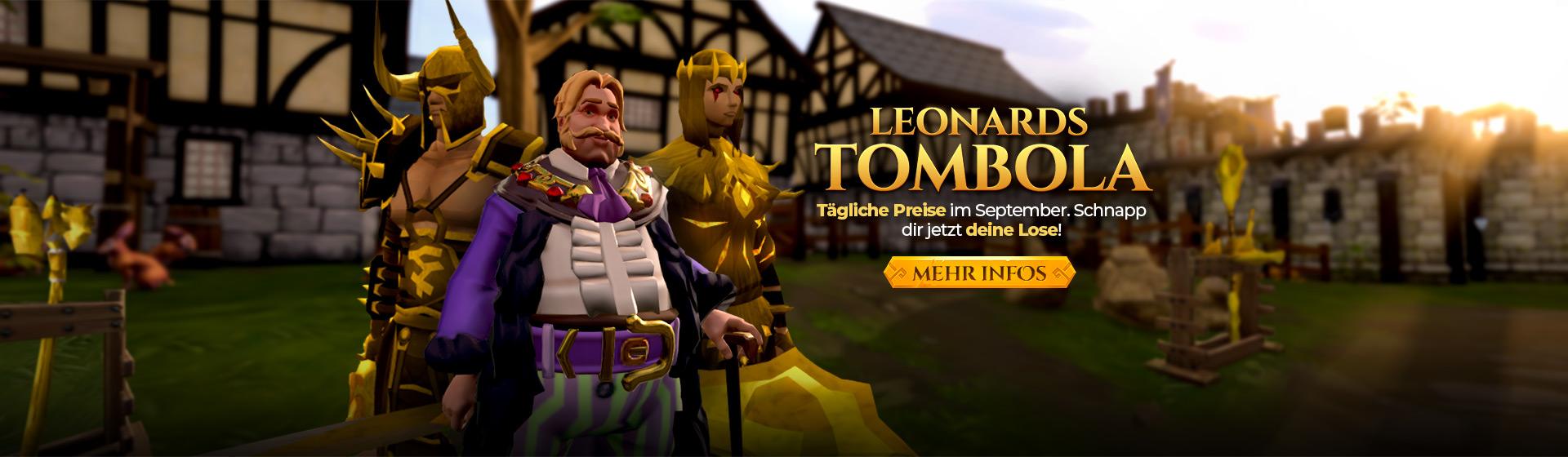Leonards Tombola
