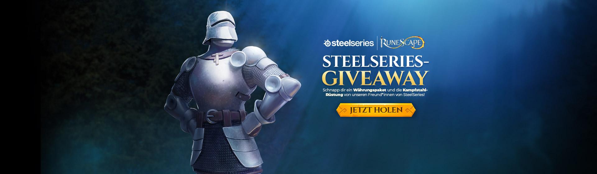 SteelSeries Giveaway