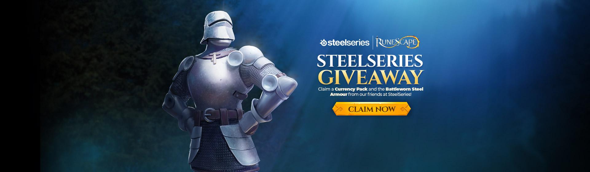 SteelSeries Partnership