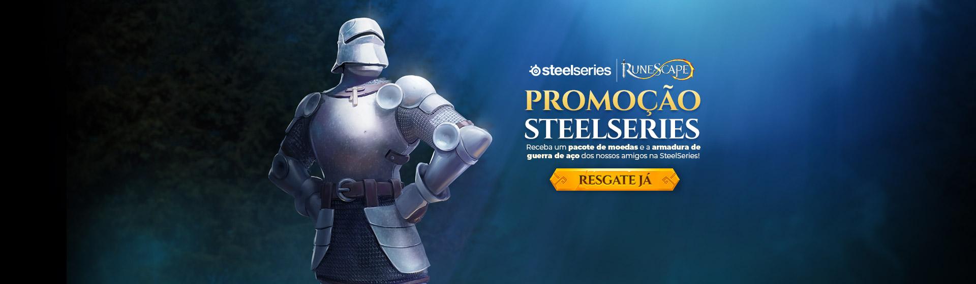 Parceria Steelseries