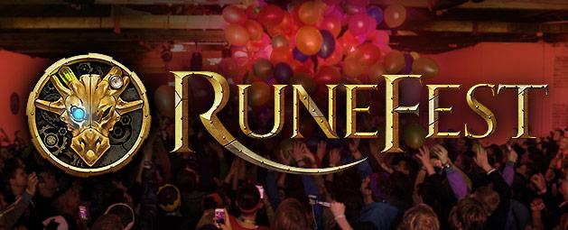 RuneFest | Updates of 2016